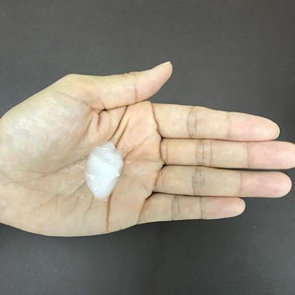 リッチリフト使用量の目安(手の平)